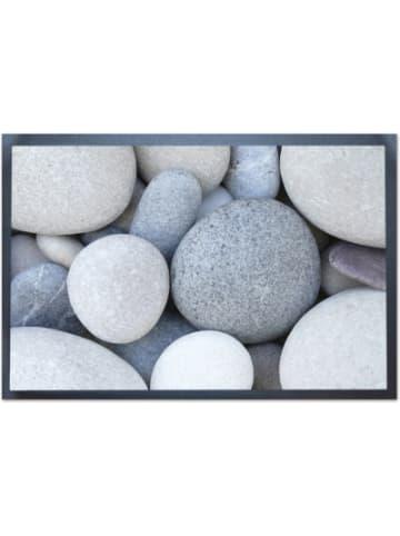 """ACHOKA® Fußmatte """"Steine"""" 40x60 cm"""