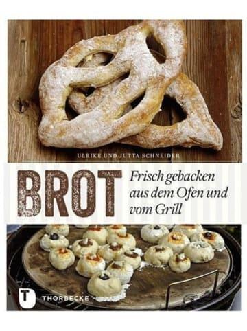 Thorbecke Brot   Frisch gebacken aus dem Ofen und vom Grill