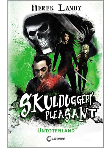 Loewe Skulduggery Pleasant (Band 13) - Untotenland   Urban-Fantasy-Kultserie mit...