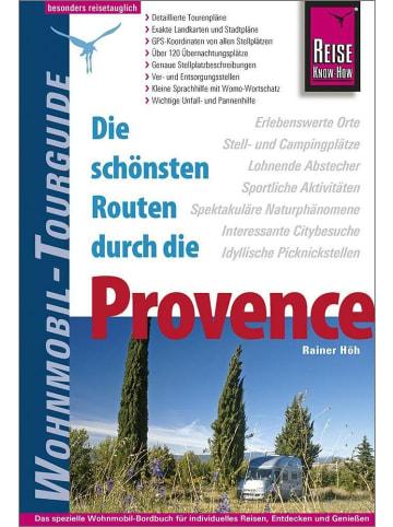 Reise Know-How Verlag Reise Know-How Wohnmobil-Tourguide Provence   Die schönsten Routen