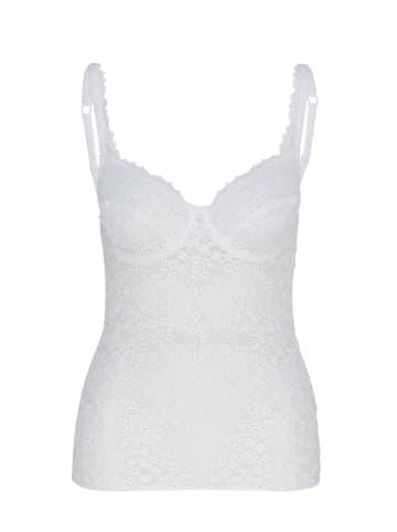 Nina von C. BH Hemd in Weiß