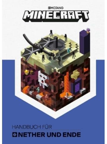 EGMONT Schneiderbuch Minecraft - Handbuch für Nether und Ende