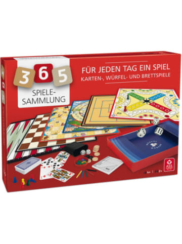 ASS Altenburger Spielkarten Spielesammlung 365 Spielmöglichkeiten