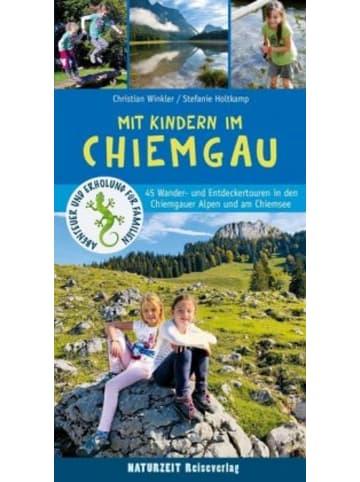 Naturzeit Reiseverlag Mit Kindern im Chiemgau