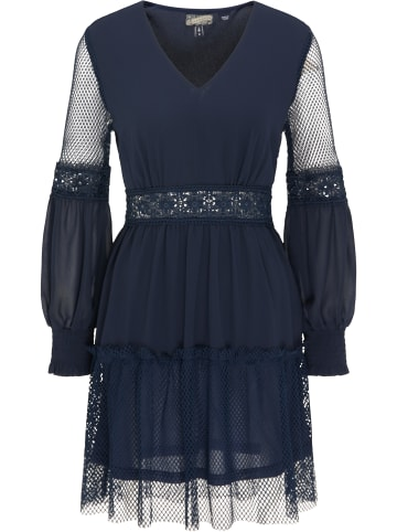 DreiMaster Vintage Kleid in Marine