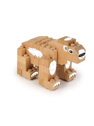 FabBrix FABBRIX - WWF Polar Bear Holzbausteine