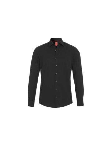 HATICO Unterhemden in schwarz