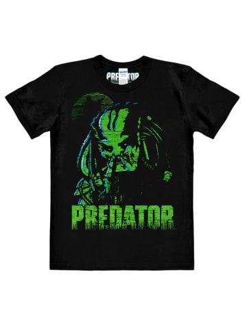 Hybris T-Shirt Predator in schwarz