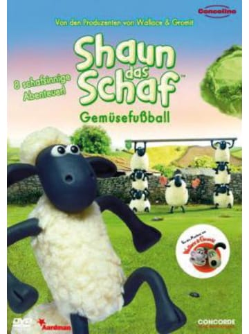 Shaun das Schaf DVD Shaun das Schaf 02 - Gemüsefußball (8 Abenteuer)