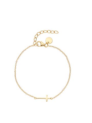 Noelani Armband Silber 925, gelbvergoldet in Gold