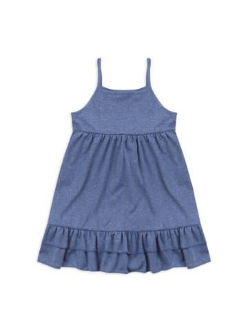 Panco Kleider - mit Rüschendetail - für Mädchen in Blau