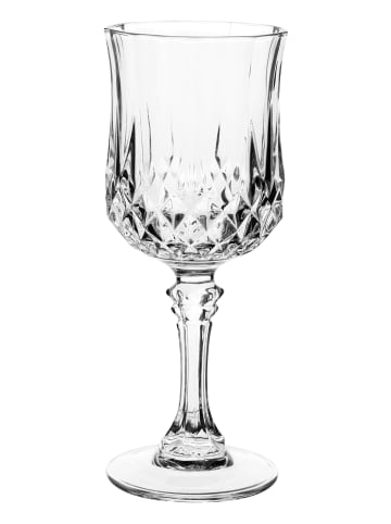 ECLAT Weinglas, Glas LONGCHAMP in transparent