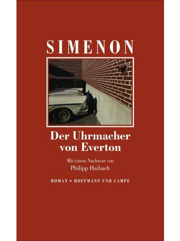 Hoffmann und Campe Der Uhrmacher von Everton
