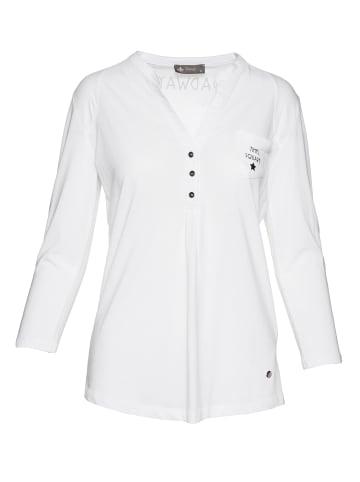 Decay Blusen-Shirt in weiß