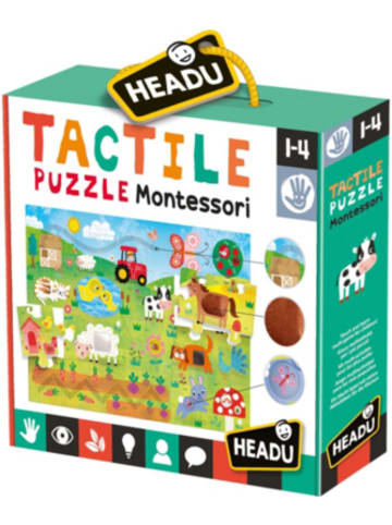 Headu Montessori Tastpuzzle