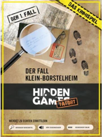 EMF Edition Michael Fischer Hidden Games Tatort - Der Fall Klein-Borstelheim (Spiel)