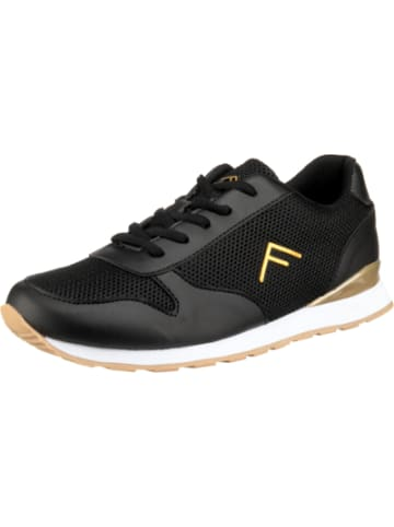 Freyling Vintage Running Sneakers metallic