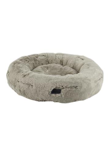 Nobby Hundebett Donut Yona Ø 45x15 cm, beige