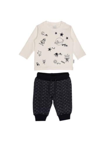 Stummer Set Sweatshirt und Hose Langarmshirts M