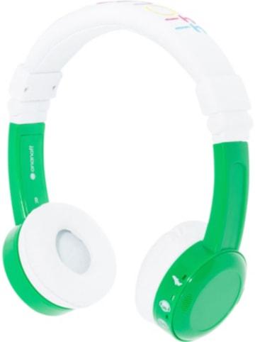 BuddyPhones Buddyphones Kopfhörer grün (inFlight Version)