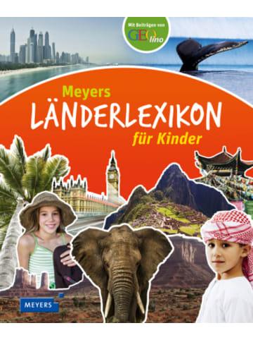 FISCHER Meyers Meyers Länderlexikon für Kinder