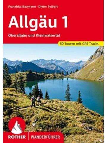 Bergverlag Rother Allgäu, Oberallgäu und Kleinwalsertal
