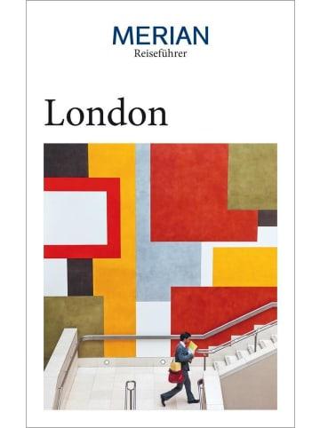 Travel House Media MERIAN Reiseführer London   Mit Extra-Karte zum Herausnehmen
