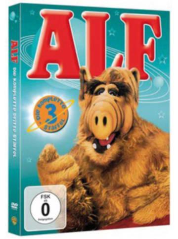 Warner Home Video DVD ALF - Season 3 (4 DVDs)