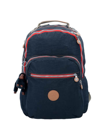 Kipling Back to School Class Seoul 18 Schulrucksack 45 cm in true navy c