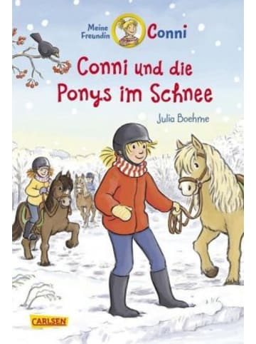 Carlsen Conni und die Ponys im Schnee
