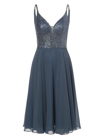 SWING Abendkleid in blau