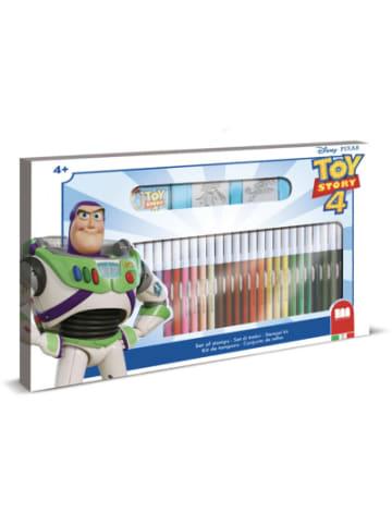 Disney Toy Story Malset XL Toy Story 4, 41-tlg., inkl. Malbuch & Stempel
