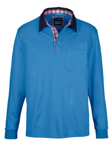 BABISTA Poloshirt in Blau