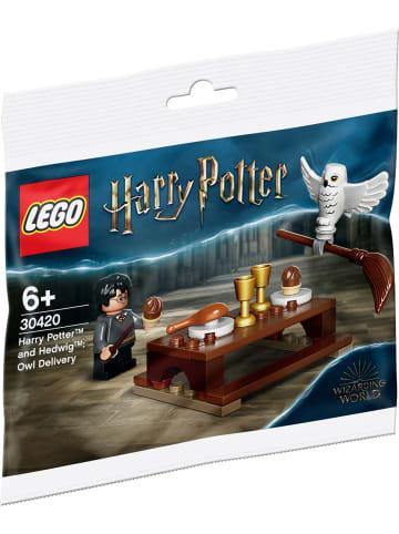 LEGO Recruitment Bags 30420 Harry Potter™ und Hedwig™: Eulenlieferung