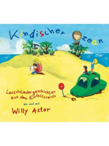 Universal Music Kindischer Ozean, 1 Audio-CD