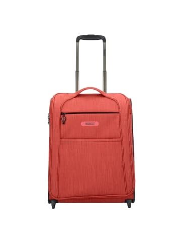 Stratic Floating S 2-Rollen Kabinentrolley 55 cm in red