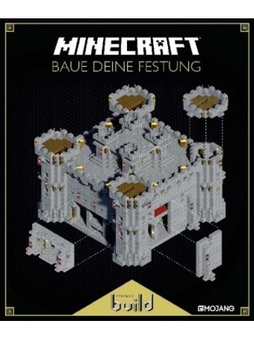 EGMONT Schneiderbuch Minecraft - Baue deine Festung