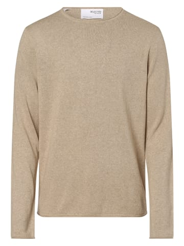Selected Pullover SLHGreg in beige
