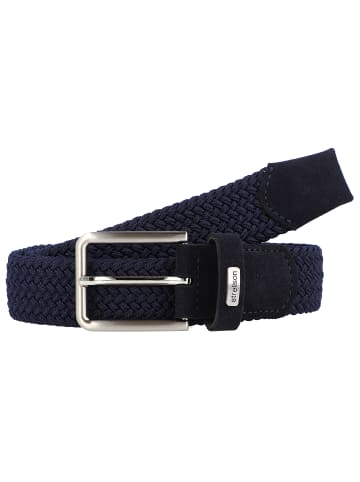Strellson Flex Cross Gürtel in navy