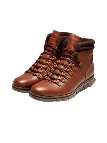 Cole Haan Stiefel ZERØGRAND in british tan leather