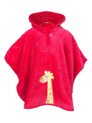 JP Company Kinderponcho SUNNY in Rot
