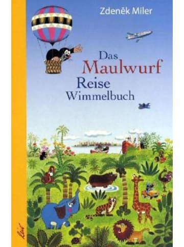 Leiv Das Maulwurf Reise Wimmelbuch