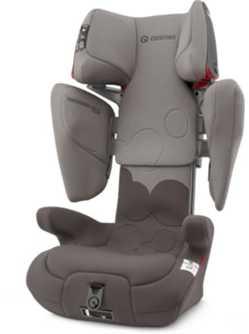 Concord Auto-Kindersitz Transformer Tech, Moonshine Grey