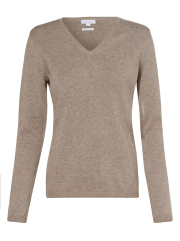 Brookshire Pullover in taupe