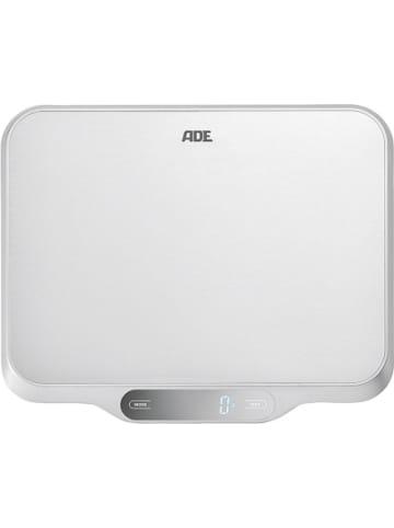 Ade Digitale Küchenwaage mit XXL Wiegefläche