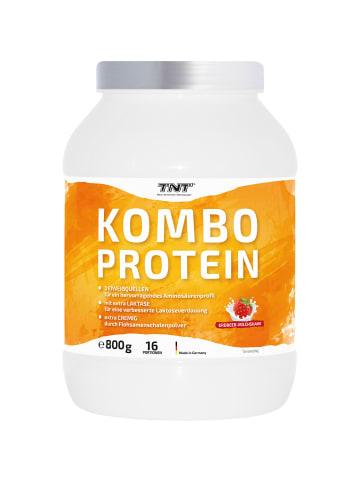 TNT True Nutrition Technology Pulver Kombo Protein (800g) in Erdbeer-Milchshake