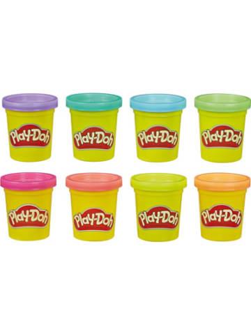 Hasbro Play-Doh 8-er Pack Knete Neon