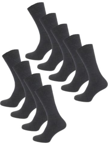 Camano Online Unisex cotton Socks 9p