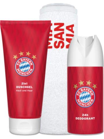 FC Bayern Pflege-Set klein