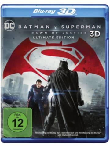 Warner Home Video BLU-RAY Batman V Superman: Dawn of Justice 3D